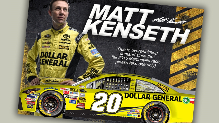 @nascarcasm: Updated driver hero cards | Official Site Of NASCAR