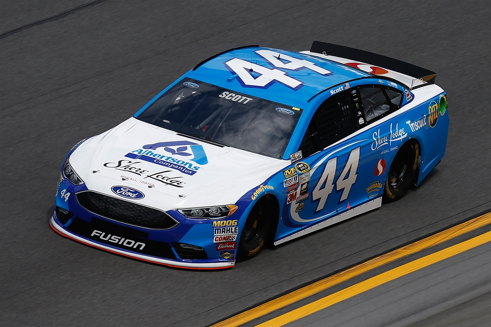 Official Site Of Nascar: Starting Lineup For Daytona 500