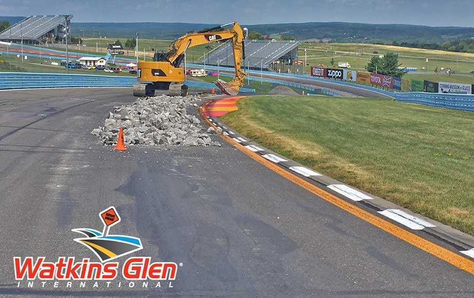 Watkins Glen Race Track >> Before And After Watkins Glen Repave Official Site Of Nascar