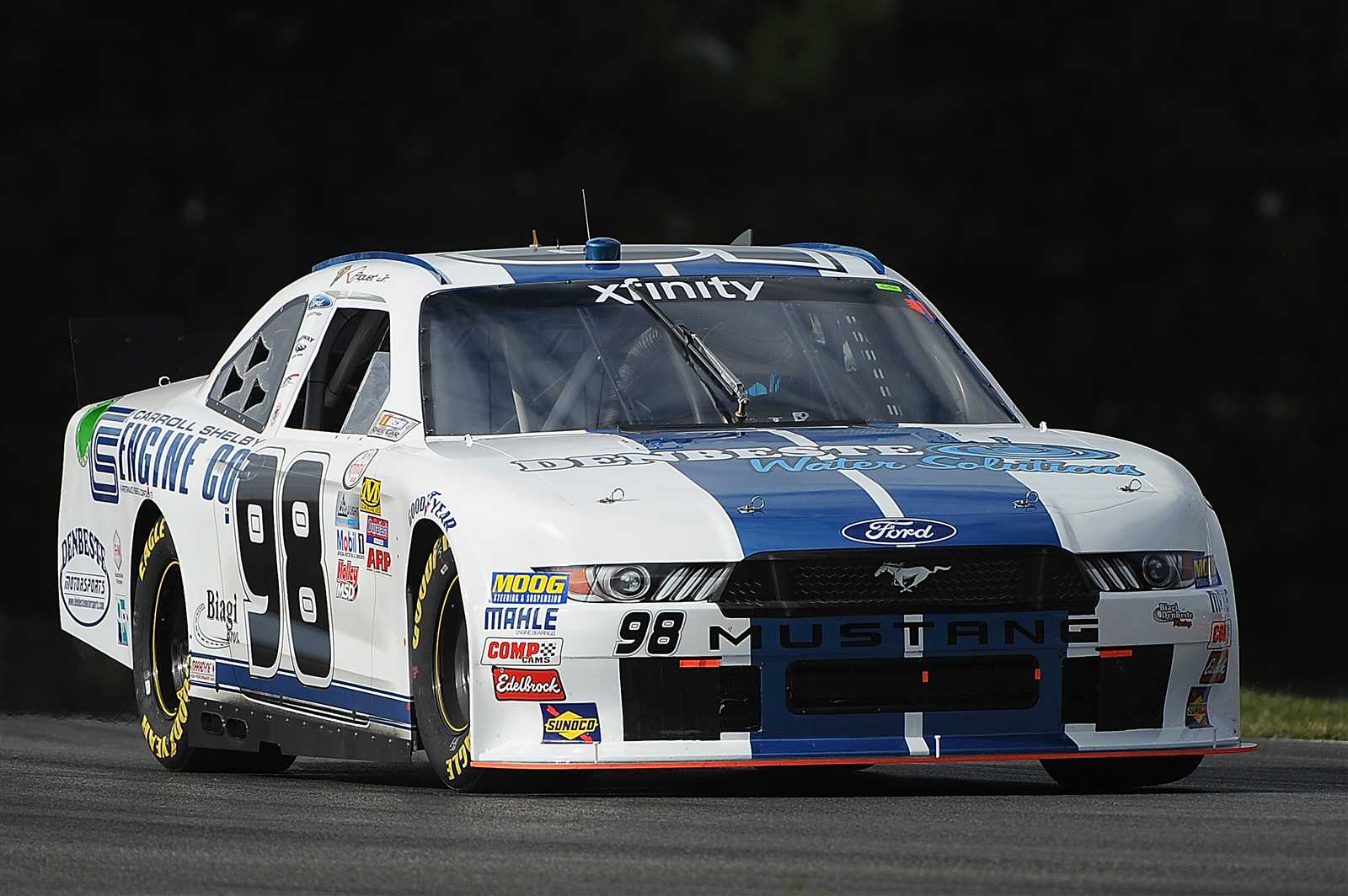 Kelly Ford Gander >> Starting lineup for Mid-Ohio Challenge   Official Site Of NASCAR