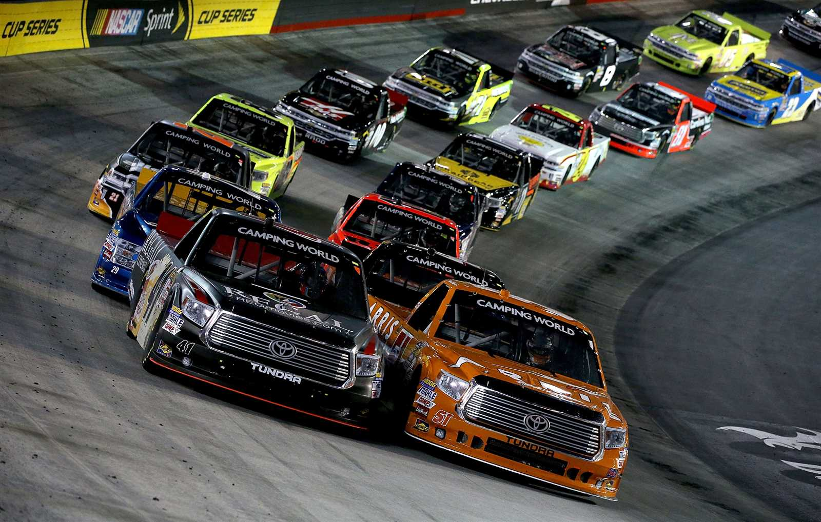 camping world truck series chase drivers | official site of nascar