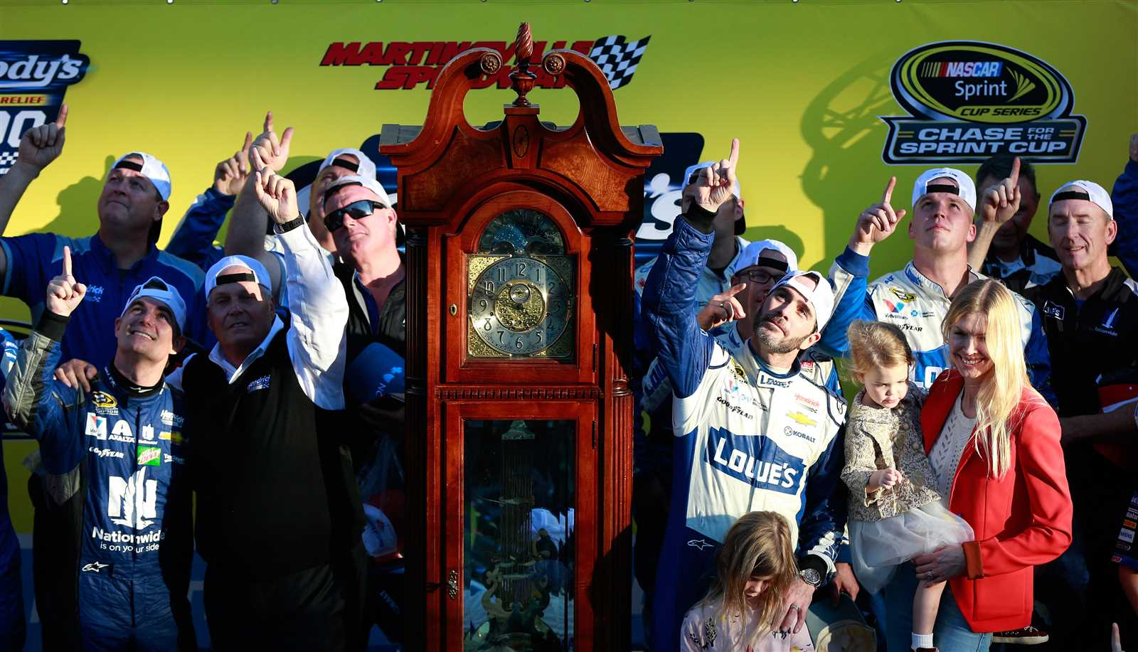 Key Takeaways Martinsville Official Site Of Nascar