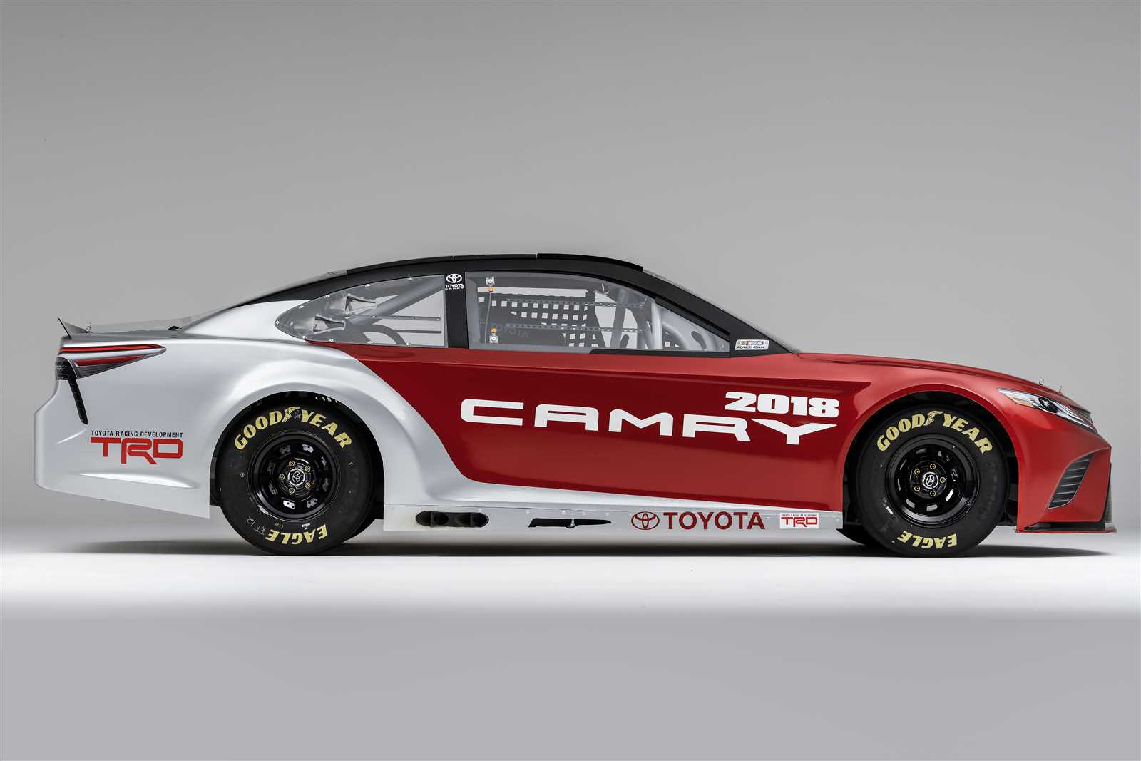 Toyota Race Cars >> First Look New Toyota Race Car Official Site Of Nascar