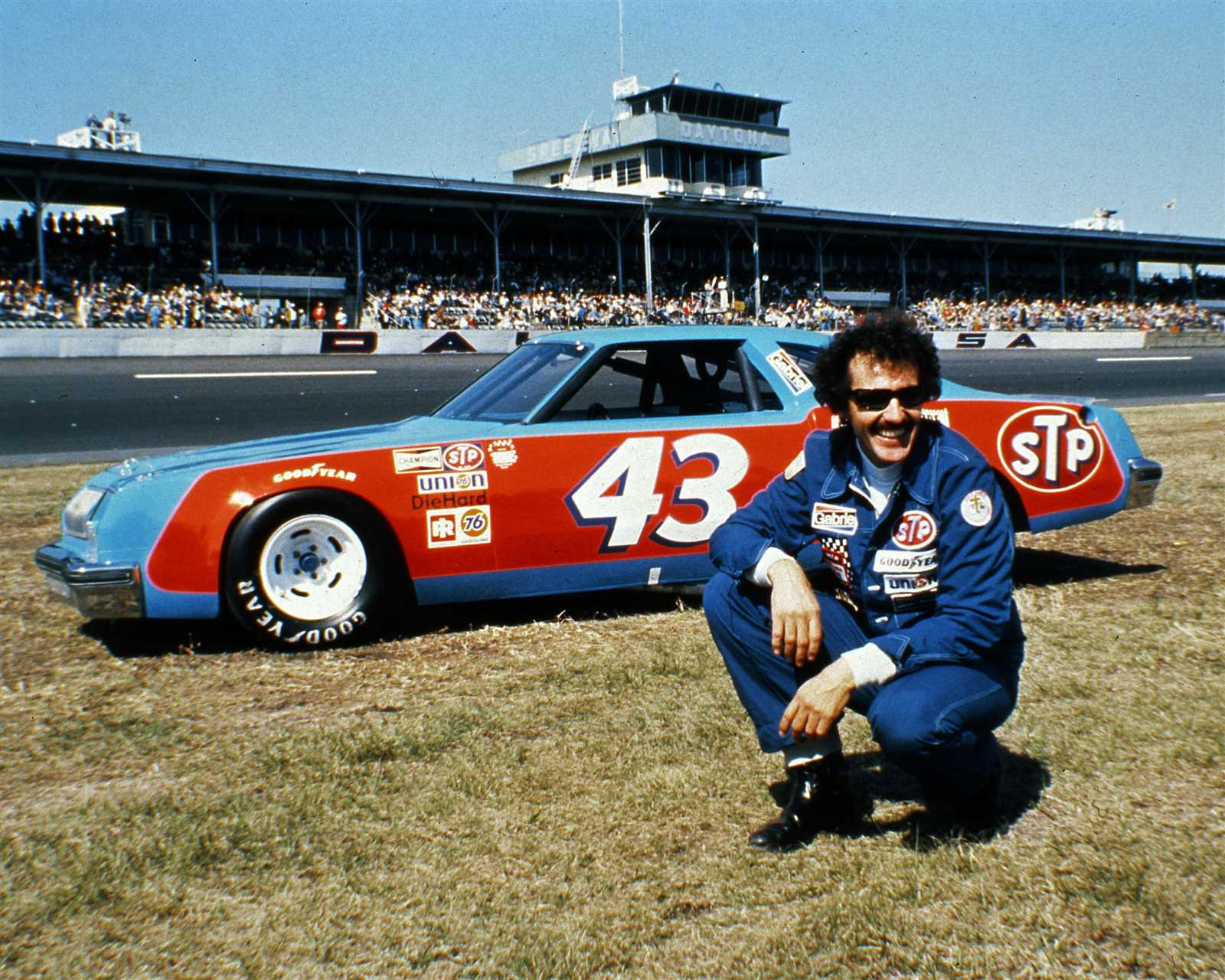 drivers of the no 43 in nascar history official site of nascar