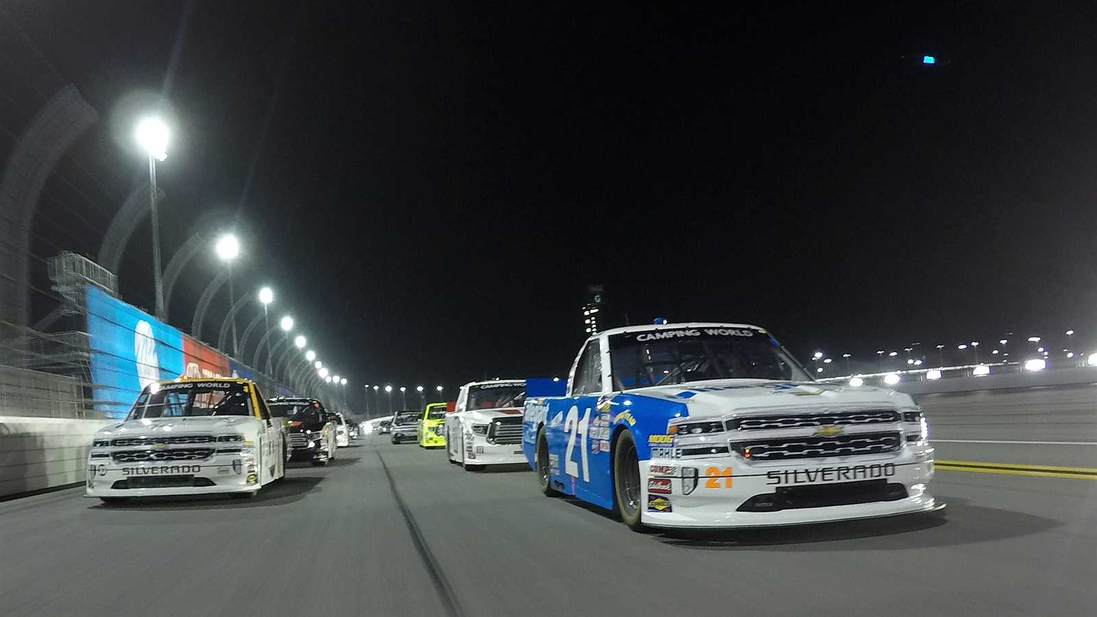 playoff watch: camping world truck series, post-texas | official