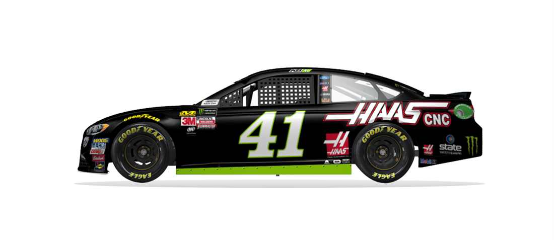 who owns nascar number 41