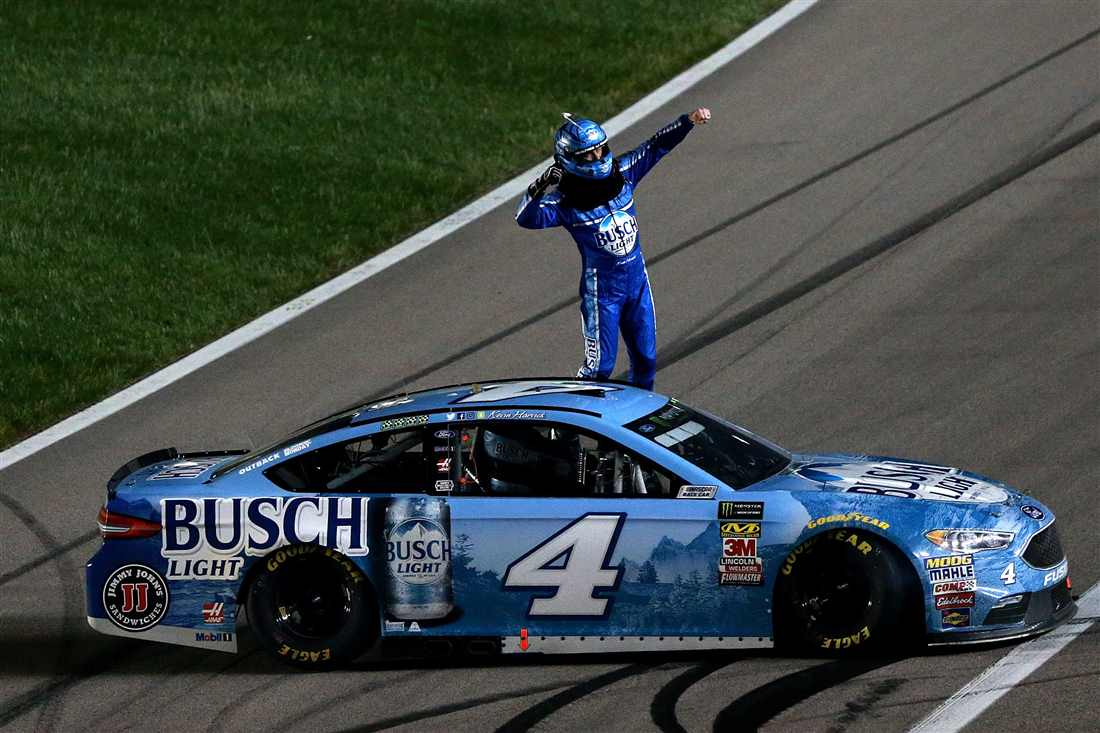 Racing Quotes   Five Top Post Race Quotes From The Kc Masterpiece 400 Official
