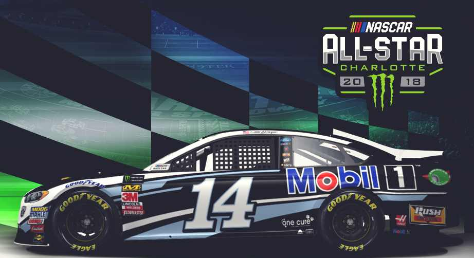 paint scheme preview all star race weekend 2018 official site of