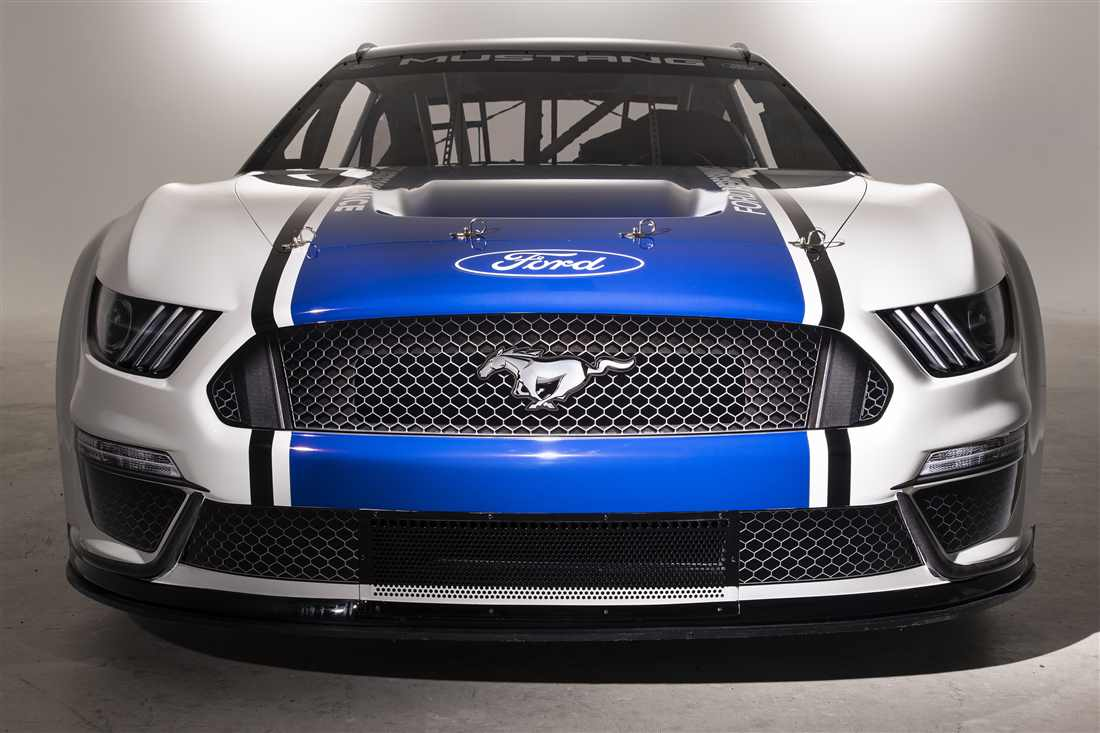 First look 2019 monster energy series ford mustang official site of nascar